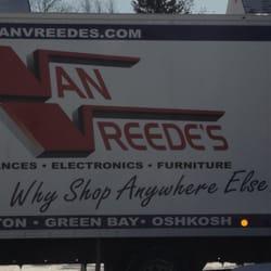 Van Vreede S Furniture Green Bay