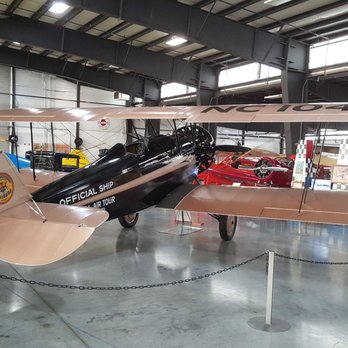 WAAAM - Western Antique Aeroplane & Automobile Museum - 1600