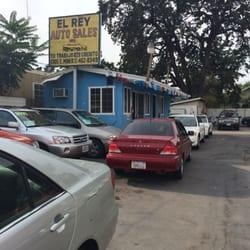 Stockton Auto Sales >> El Rey Auto Sales Car Dealers 1305 E Miner Ave Stockton