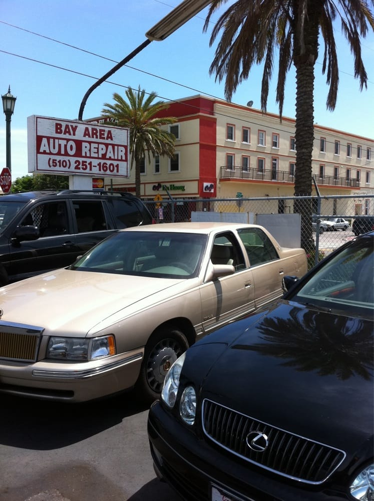 Bay Area Auto Repair