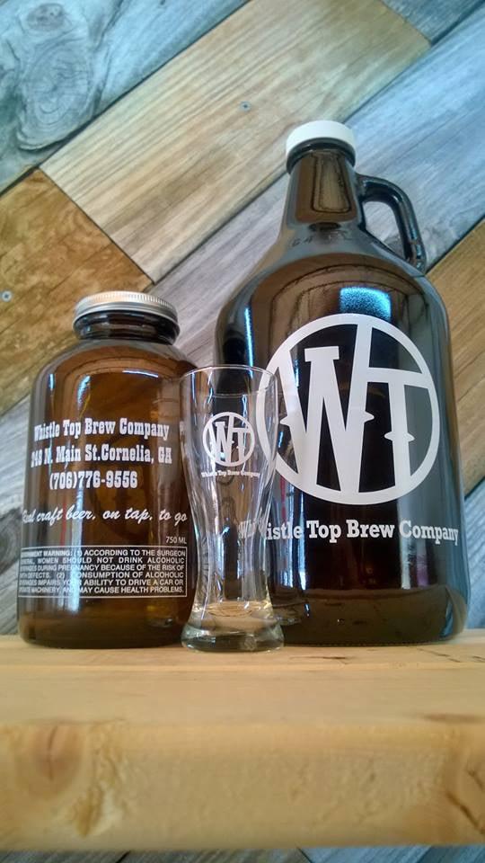 Whistle Top Brew Company: 248 N Main St, Cornelia, GA