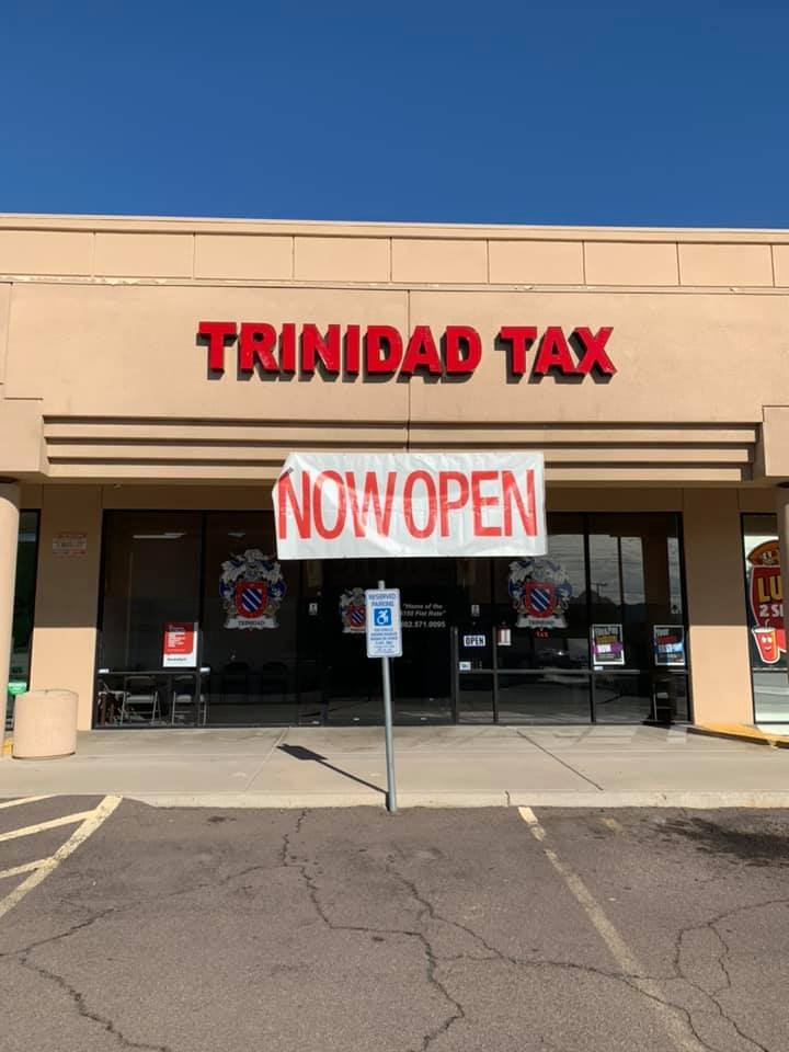 Trinidad Tax Service: 612 S 5th Ave, Safford, AZ