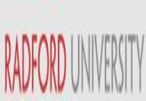 Radford University: 801 E Main St, Radford, VA