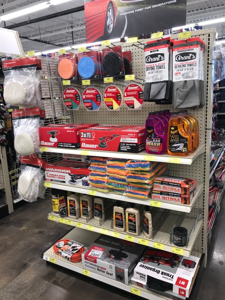 Harbor Freight Tools: 22330 S Sterling Blvd, Sterling, VA