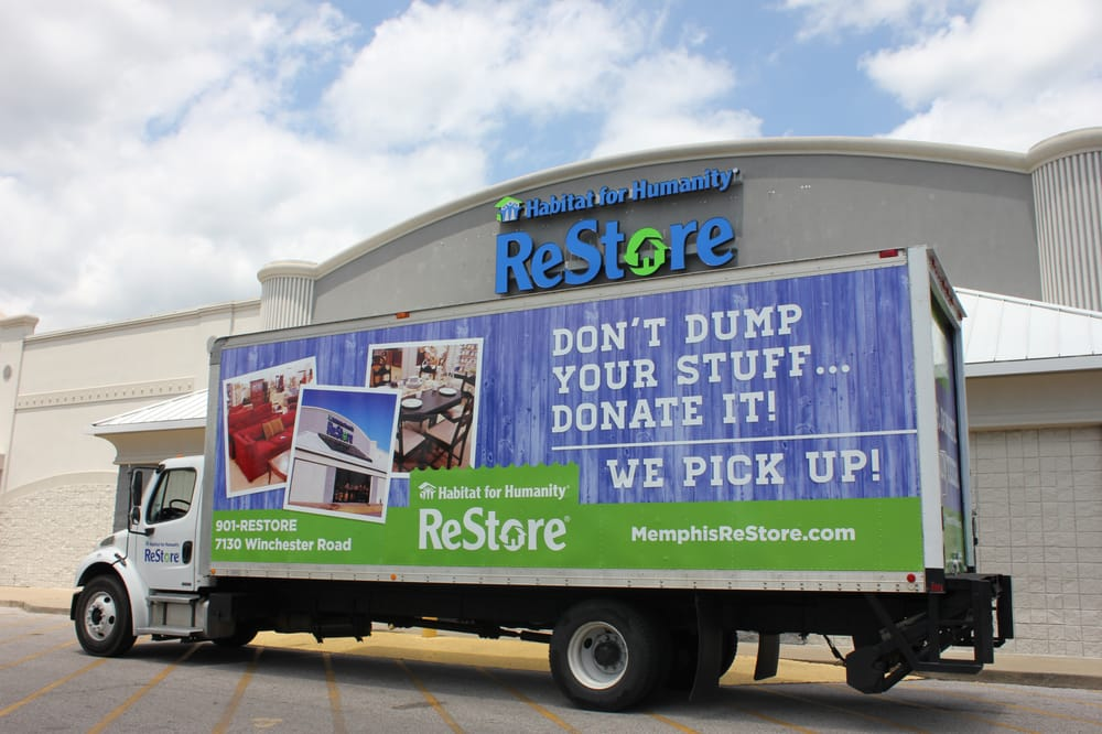 Habitat for Humanity Greater Memphis ReStore