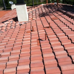 Photo Of Mission Valley Roofing   Santee, CA, United States. New Eagle Tile