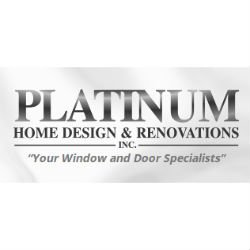 Platinum Home Design & Renovation - Windows Installation - 16-3001 ...