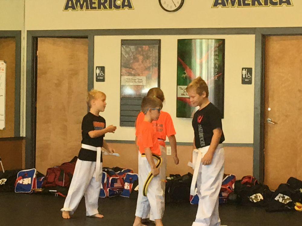 Karate America: 1545 County Rd 220, Orange Park, FL
