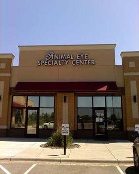 Animal Eye Specialty Center: 13783 Ibis St NW, Andover, MN