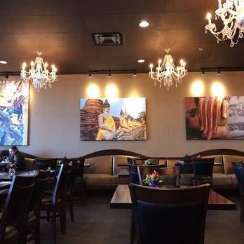Photo Of Bangkok Kitchen Thai Restaurant   Avon, IN, United States.  Decoration Inside