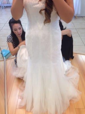 Bridal S In Huntington Beach California Tk Tailoring Alterations 16895 Blvd Ca