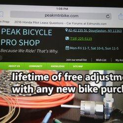 Peak Mountain Bike Pro 73 Reviews Bike Rentals 4242 235th St