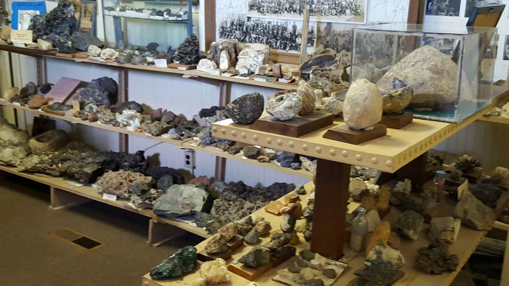 Galena Mining & Historical Museum: 319 W 7th St, Galena, KS