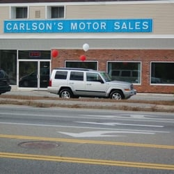 carlson s motor sales car dealers 13 manchester st concord nh phone number yelp. Black Bedroom Furniture Sets. Home Design Ideas