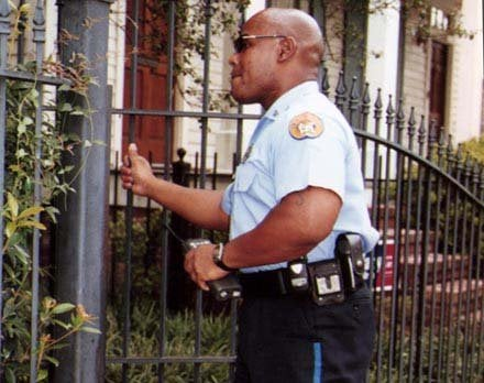 Garden District Security District Patrol