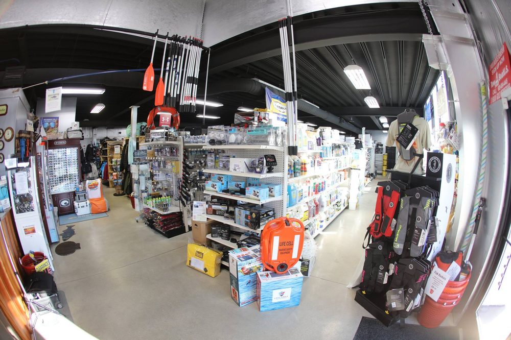 Sea Gear Outfitters: 795 Rt 109, Cape May, NJ