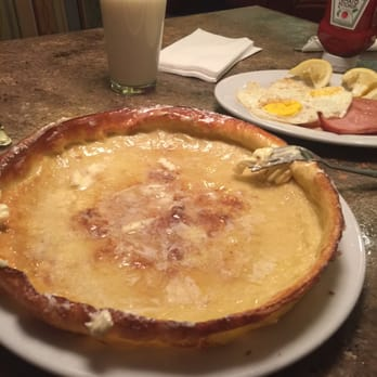 Photo Of Elmer S Restaurant Roseburg Or United States German Pancake Sides