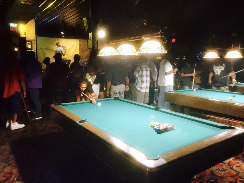 Sopranos Cafe & Billiards: 113 E Main St, West Point, MS
