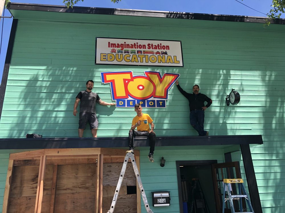 Imagination Station Educational Toy Depot | 262 E Commercial St, Willits, CA, 95490 | +1 (707) 459-8697
