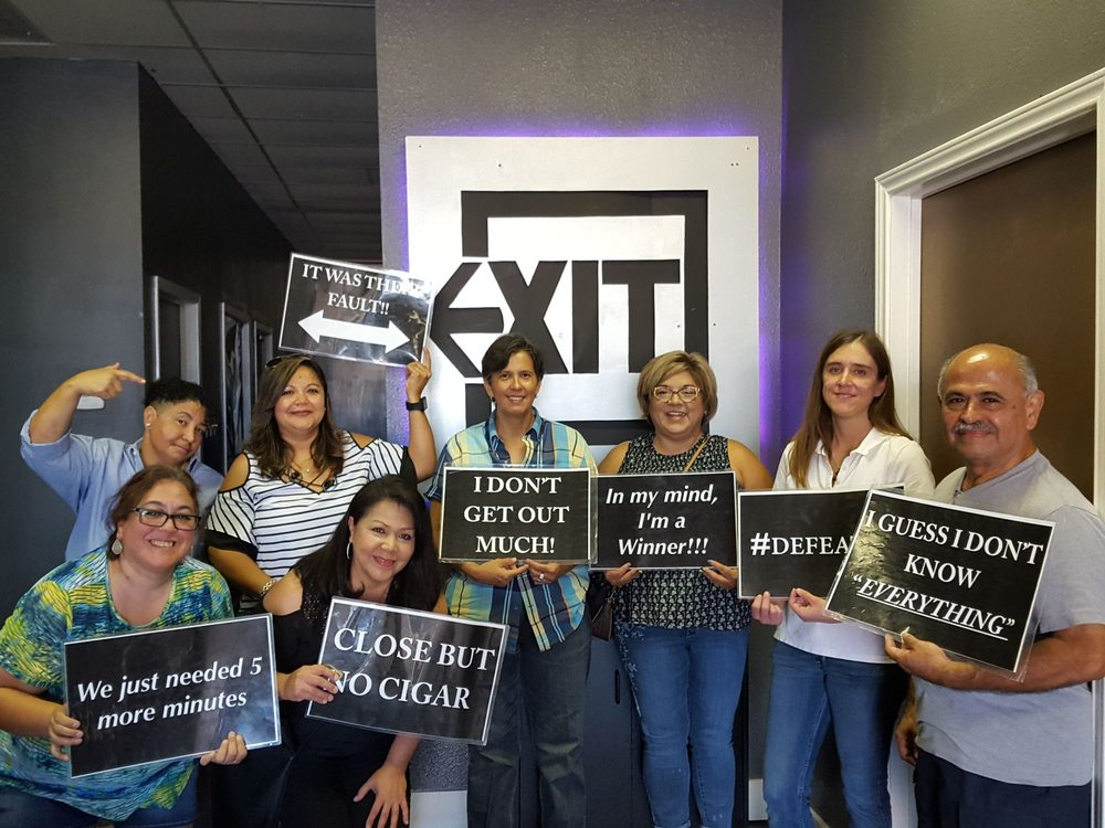 The Exit Game Escape Room