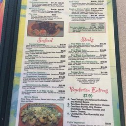 Photos For Tropical Mexican Restaurant Menu Yelp