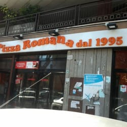 Photo of Pizza Romana , Rome, Roma, Italy