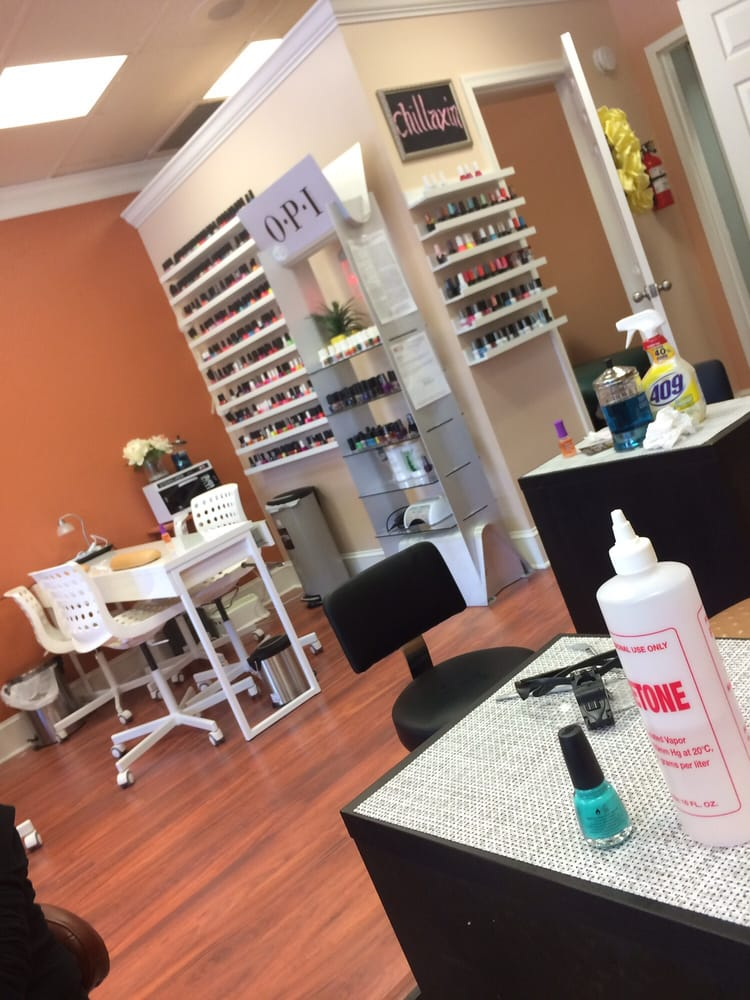 Ten perfect nails and spa nail salons 495 old mill rd for A perfect ten salon