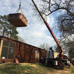 Crane & Mechanical Services of East Texas - Crane Services