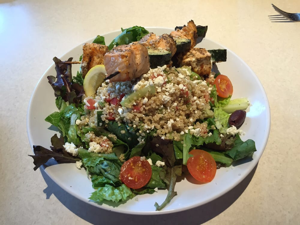 Zoes Kitchen Nutrition Info Quinoa Salad Kitchen