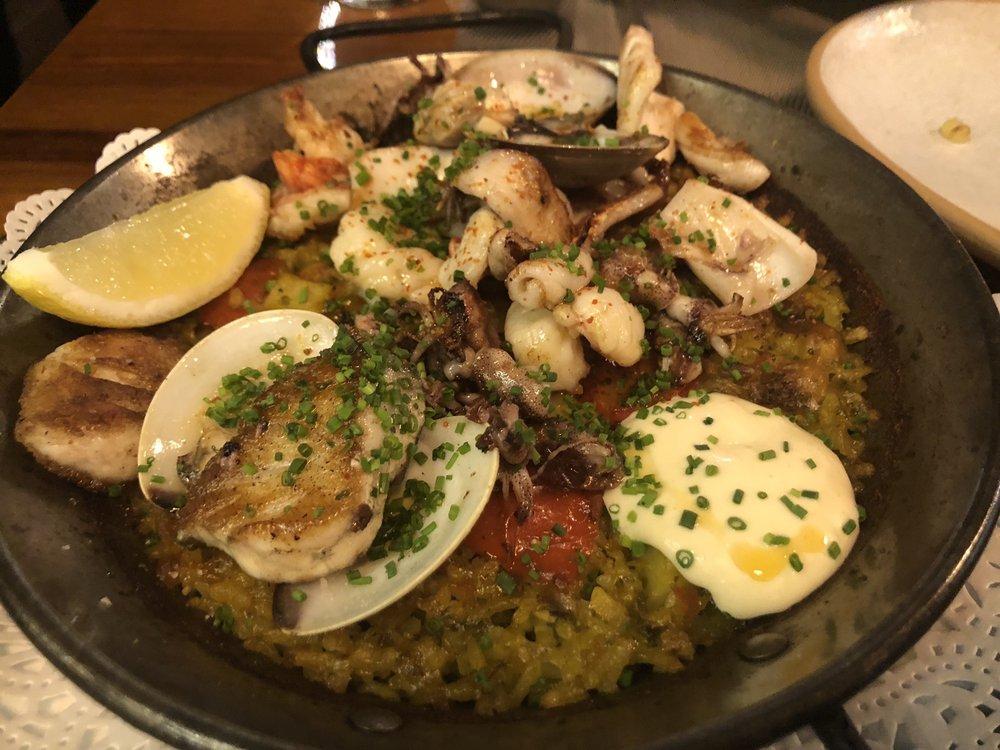 OLA Cocina del Mar