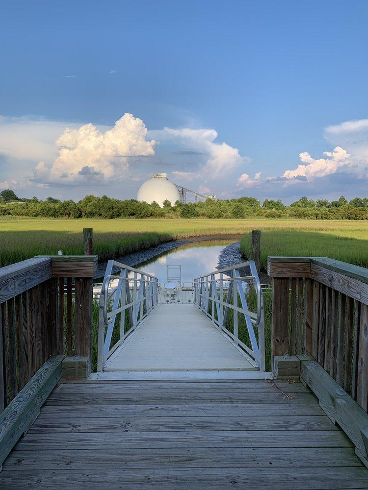 Paradise Creek Nature Park: 1141 Victory Blvd, Portsmouth, VA