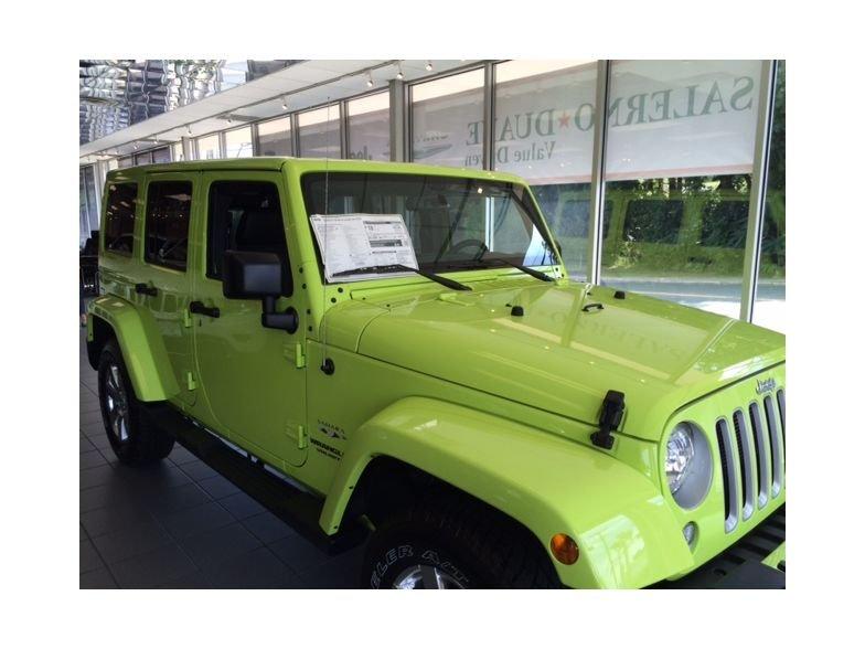Hyper green visible from orbit yelp for M l motors chrysler dodge jeep ram