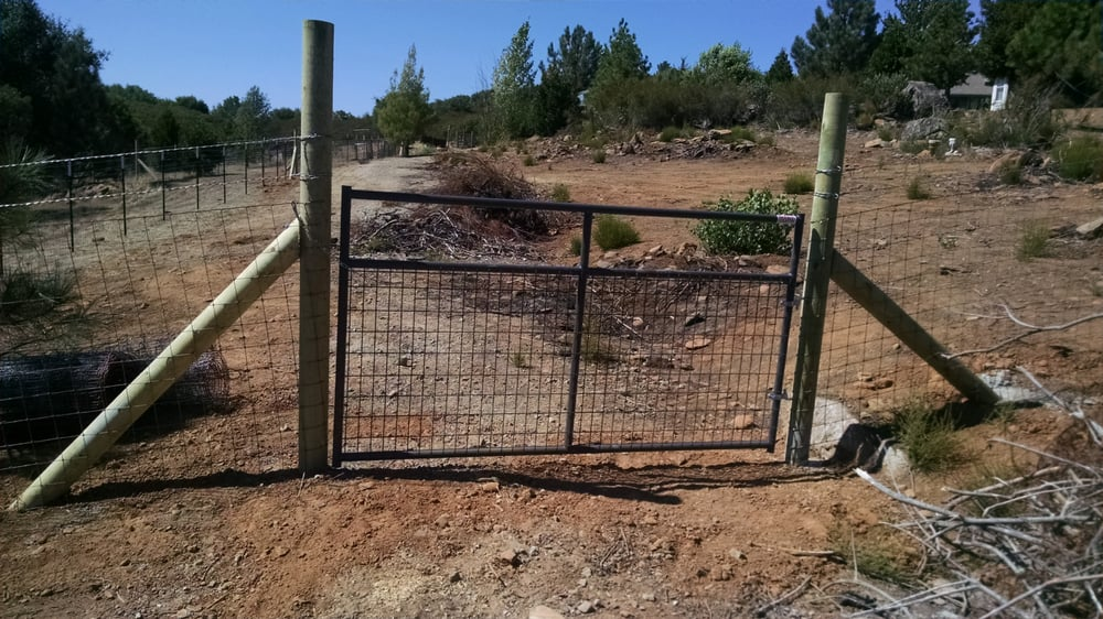 Somerset Fence Company: 6725 Omo Ranch Rd, Somerset, CA