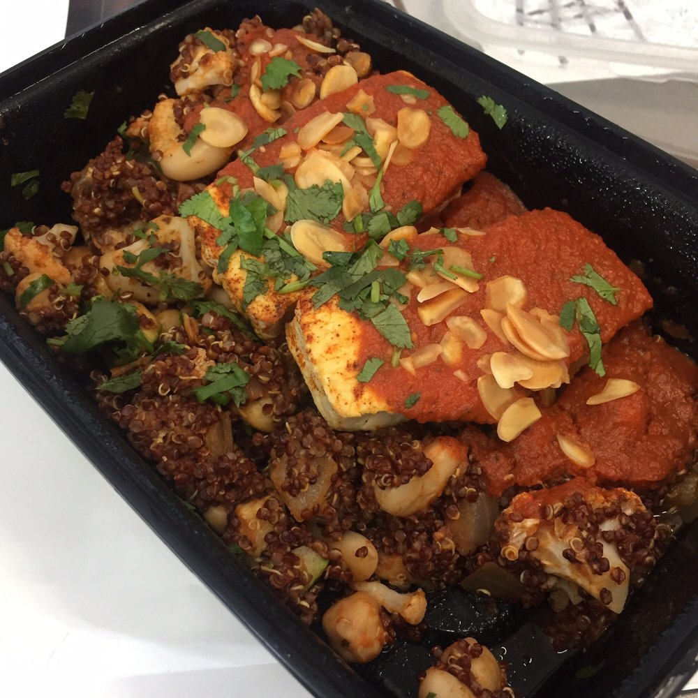 Moroccan Tofu Togo - Yelp