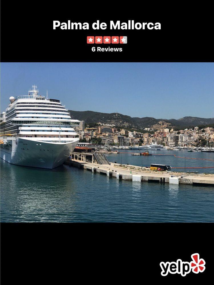 Balearia estaci n mar tima n 3 transporte avinguda - Transportes palma de mallorca ...