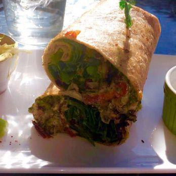 Photo Of Sage Vegetarian Café Chapel Hill Nc United States Portofino Wrap