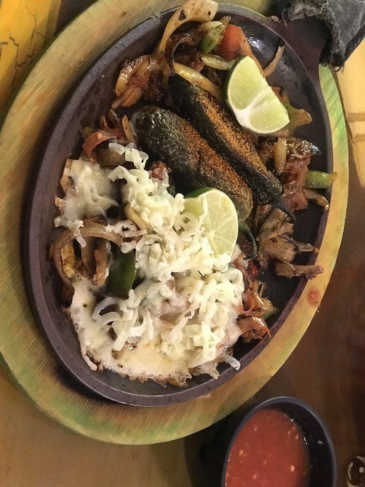 Sabores Mexican Cuisine: 317 S Osage Ave, Dewey, OK