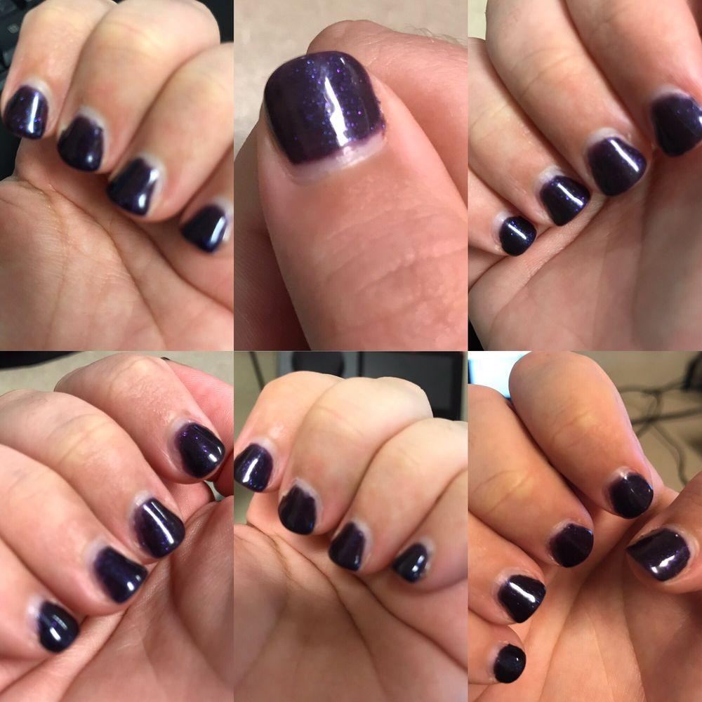 Worst Gel manicure ever! - Yelp