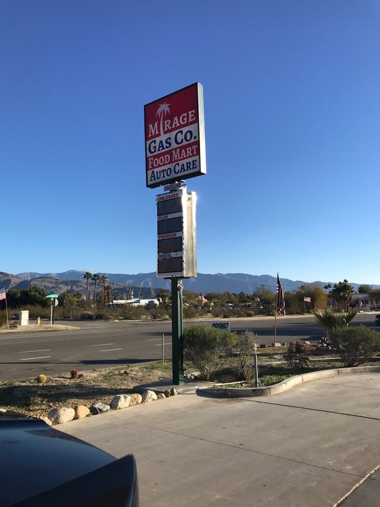 Mirage Gas: 755 Palm Canyon Dr, Borrego Springs, CA