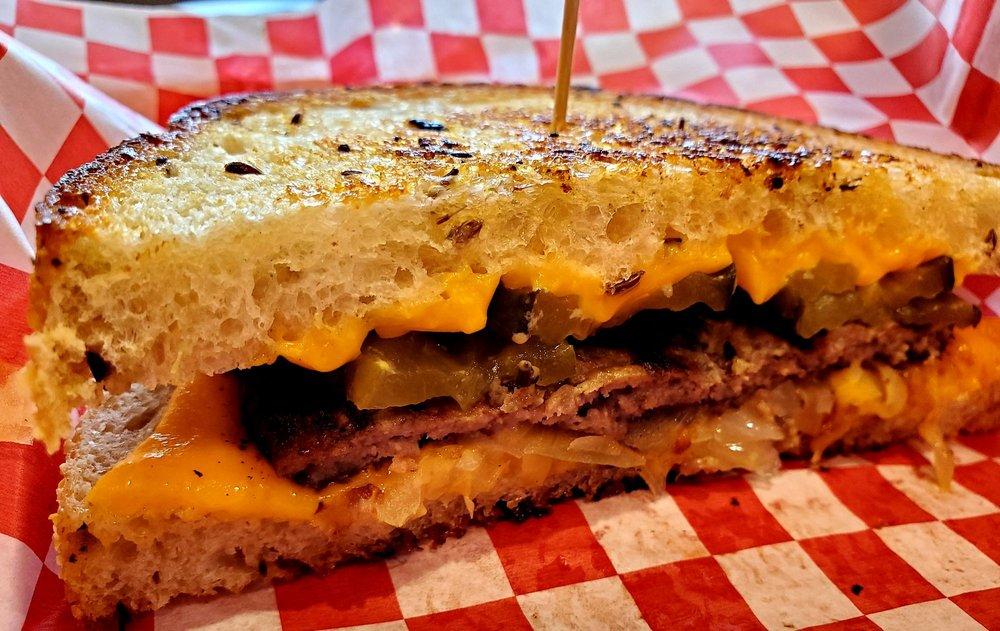 P & G Burgers: 190 W Valley Blvd, Colton, CA