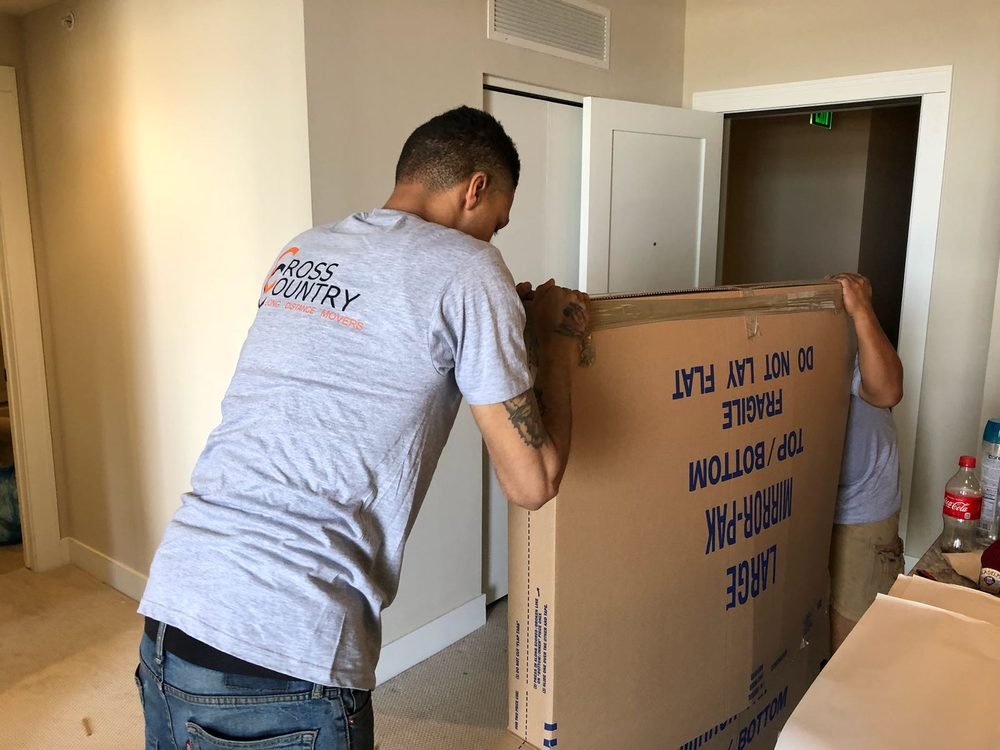 Cross Country Movers: Saint Louis, MO