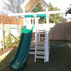 Backyard Playset Reviews swing set solutions - 17 photos & 22 reviews - playsets - 14431