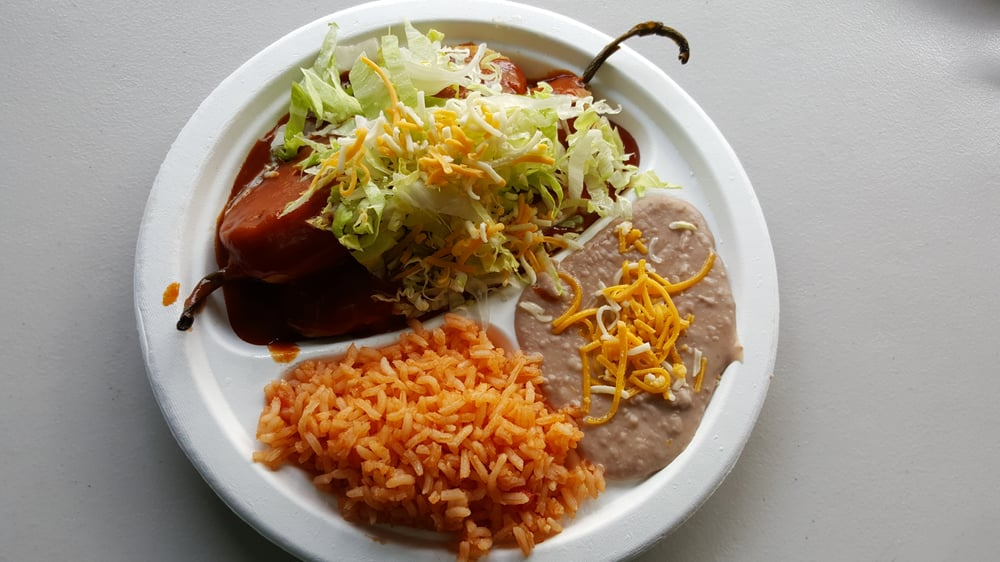 Dos Victorias Mexican Food