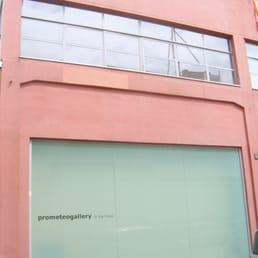 Prometeogallery gallerie d 39 arte spazi espositivi via for Via giovanni ventura milano
