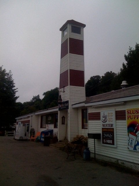 The Rockport Lighthouse Country Store & RV Park: 900 Thousand Islands Pkwy, Mallorytown, ON