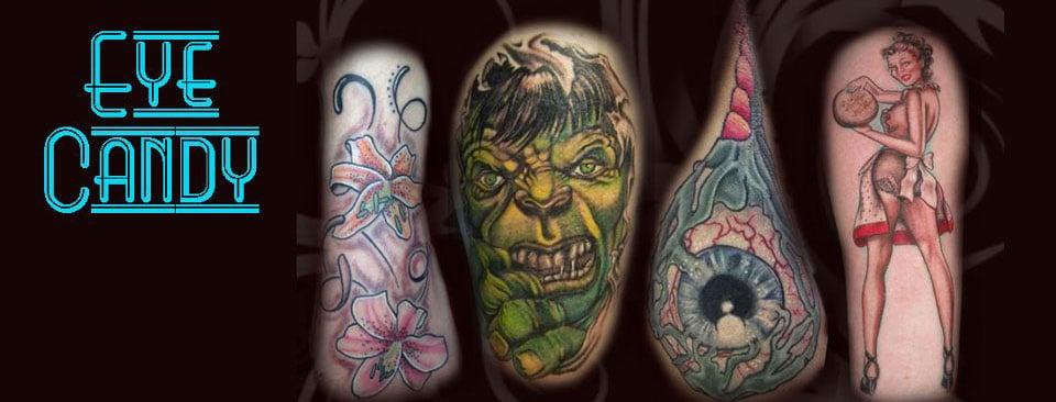 Eye Candy Tattoo - tattoo - 7324 Harrison St - Omaha, NE 68127 ...