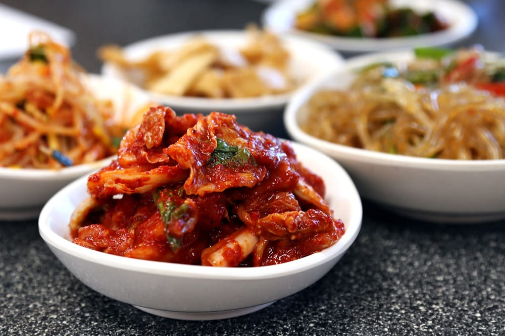 So gong dong tofu house 225 foto cucina coreana west for Cucina coreana