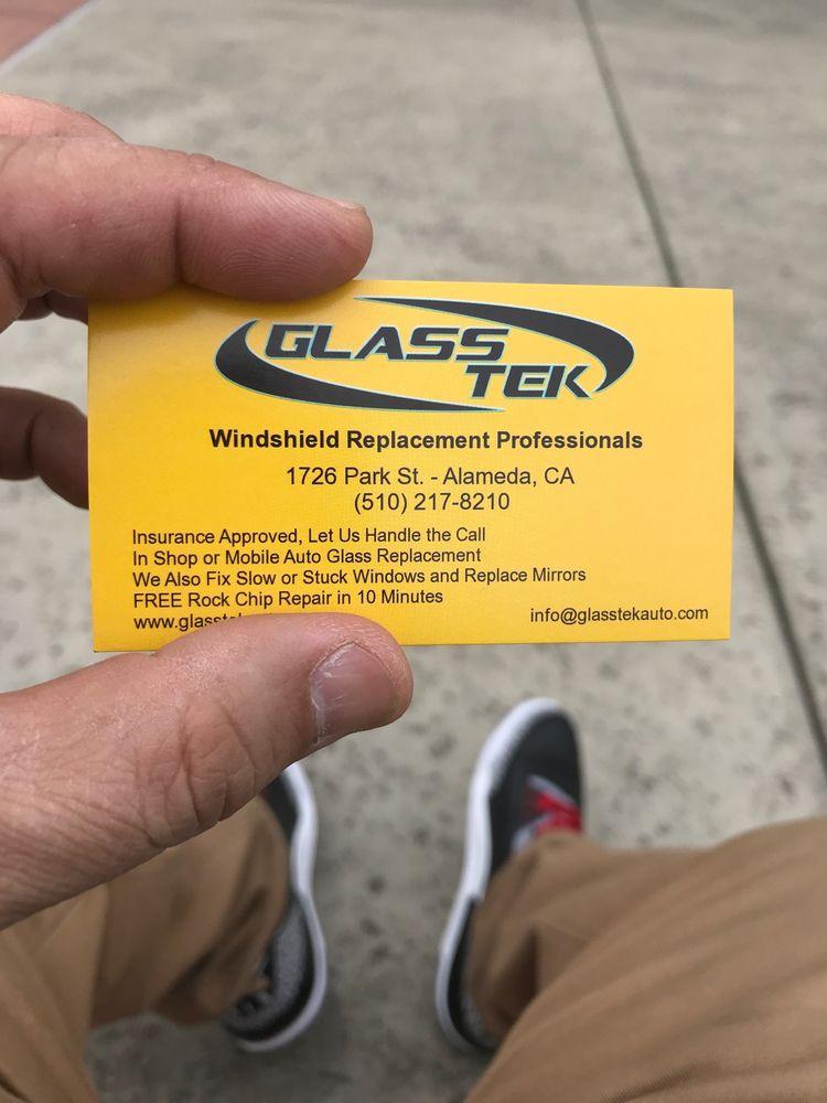 GlassTek: 1726 Park St, Alameda, CA