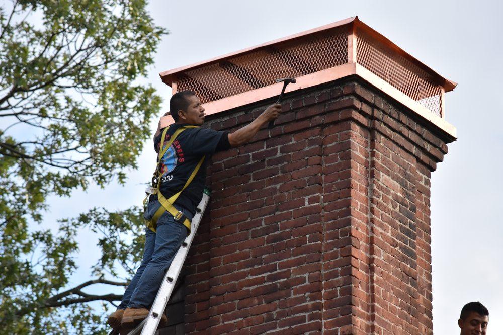 Chimney Sweepers: 104 Prospect Ave, White Plains, NY