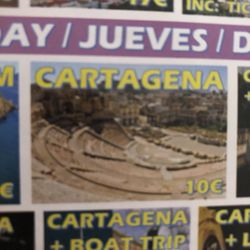 Karta Quesada Spanien.Viajes Rosa Tours Resetjanster Avenida Naciones 1 Ciudad